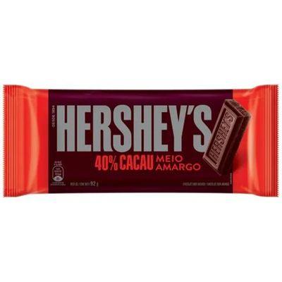 95796-Chocolate-40--Cacau-Meio-Amargo-92g-HERSHEY-S