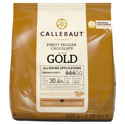 156166-Chocolate-Belga-Callets-Caramelo-Gold--304--cacau--Gotas-400g-CALLEBAUT