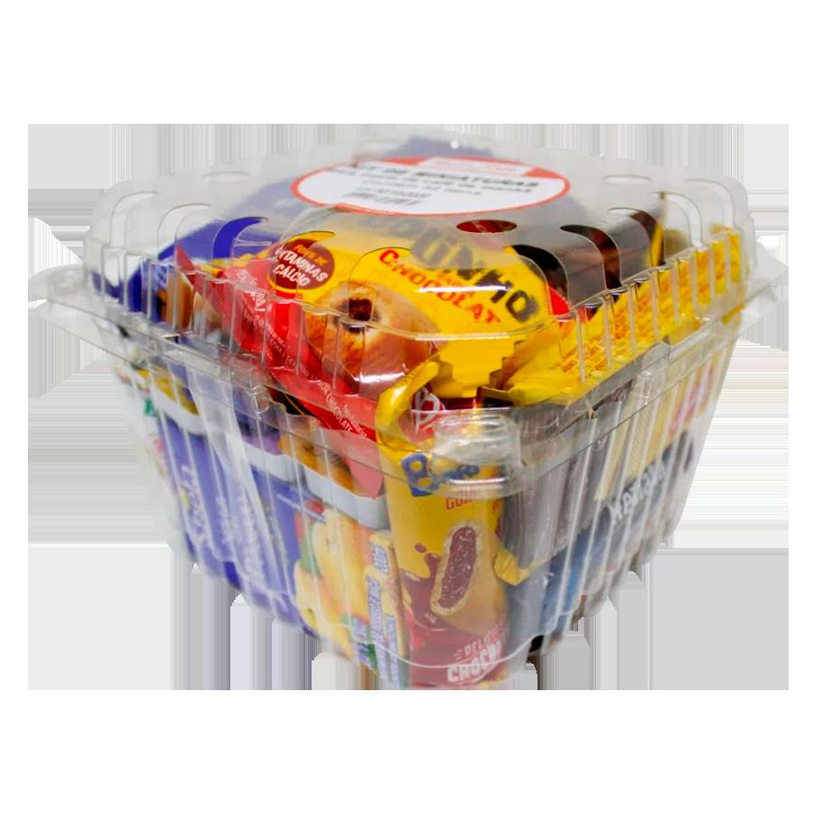 Miniaturas para cesta
