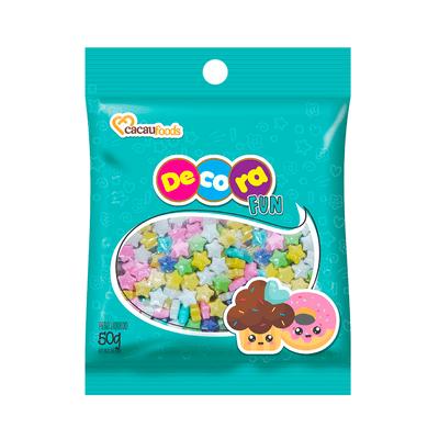 157090-Confeito-Star-Decora-Fun-50g-CACAU-FOODS