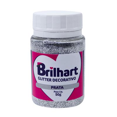 156870-Po-Para-Decoracao-Glitter-Prata-50g-BRILHART