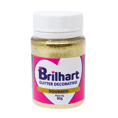 156866-Po-Para-Decoracao-Glitter-Dourado-50g-BRILHART