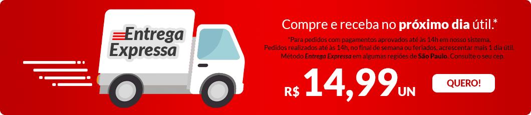 Entrega Expressa + Entrega Hoje - DESK