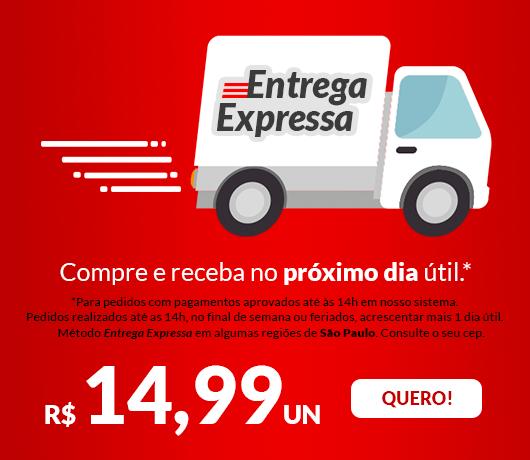 Entrega Expressa + Entrega Hoje - MOBILE