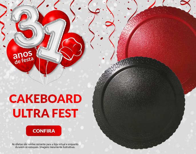 + CAKEBOARD ULTRA FEST